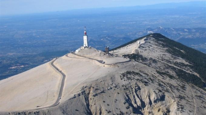 Mont Ventoux deel 1
