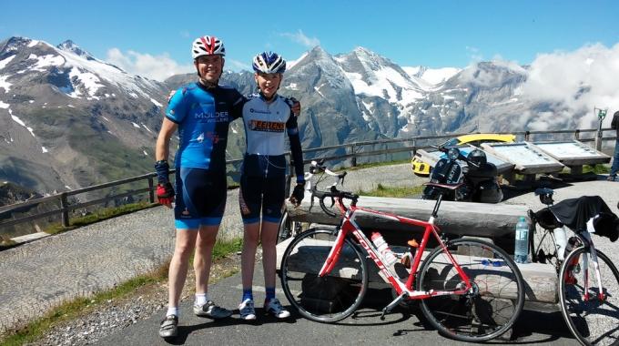 Steff und Tim 'Spitze'