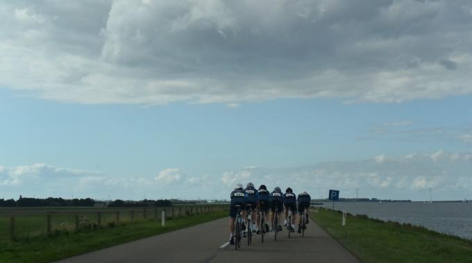 Nederlands Clubkampioenschap Tijdrijden in Dronten