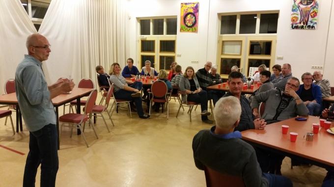 Gezellige vrijwilligersavond