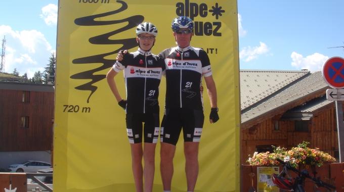 Franse Alpen met Bert Potze