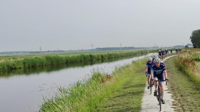 Foto's d.d. 16-06-2018 van de tocht naar Steendam