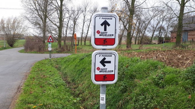 Gent – Wevelgem; in Flanderns Fields